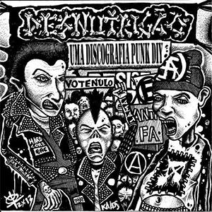 Desnutrição - Uma Discografia Punk DIY - R$ 12,00