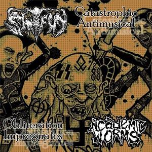 Shitfun x Academic Worms - R$ 12,00